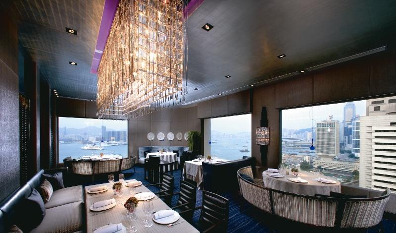Mandarin Oriental Pierre Restaurant. This Classy Hong Kong ...
