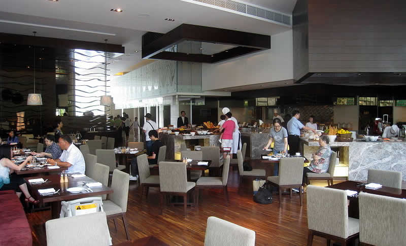 Hyatt Regency Hong Kong Sha Tin Cafe Hyatt