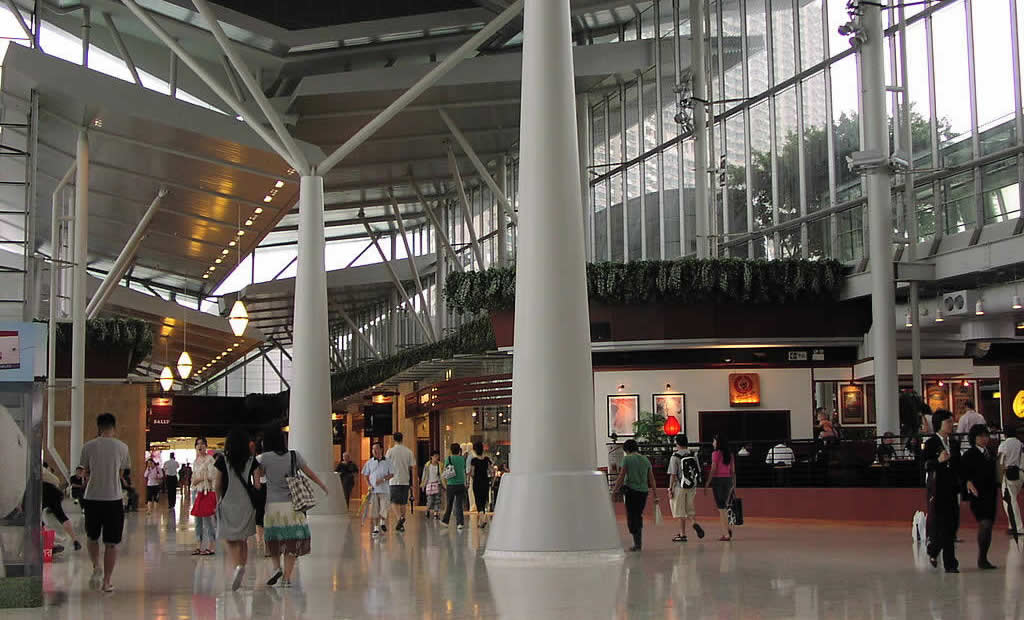 Citygate Outlets Interior
